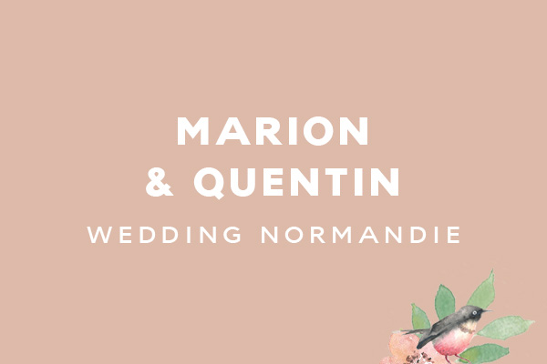 Marion & Quentin